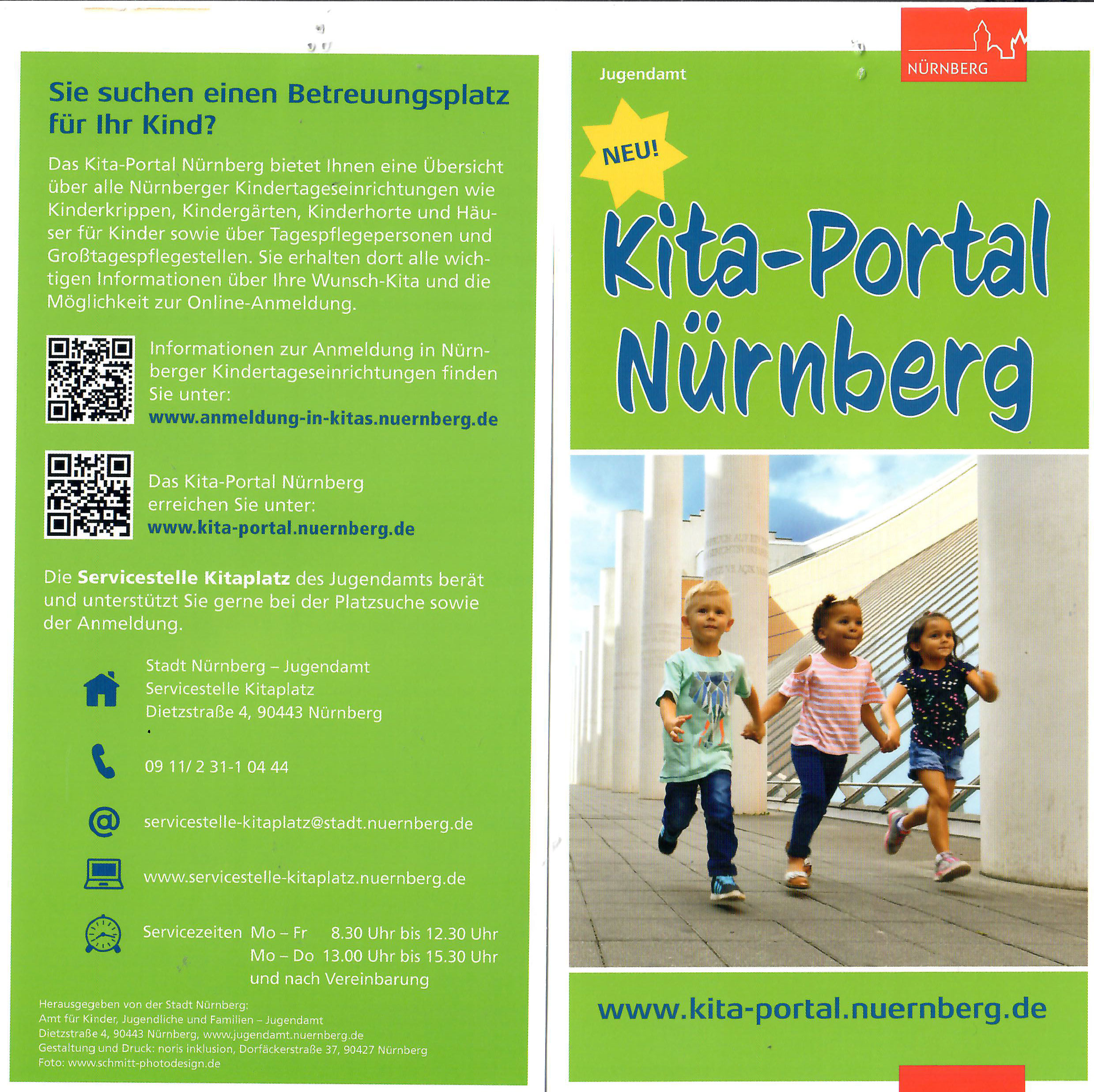 Flyer Kita Portal